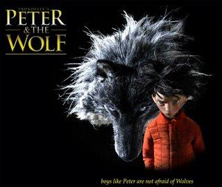 """Cuento musical : """"Pedro y el Lobo"""""""